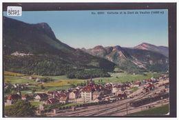 DISTRICT D'ORBE - VALLORBE - TRAIN - BAHN - TB - VD Vaud