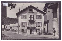 DISTRICT DE NYON - ST CERGUE - AUBERGE DE JEUNESSE - TB - VD Vaud