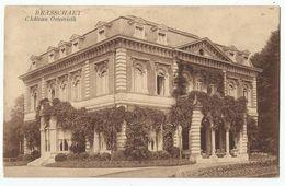 Brasschaat - Brasschaet -  Château Osterrieth 1927 - Croatie