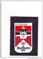 Sticker Marlboro - Clay Regazzoni - BRM - Automobile - F1