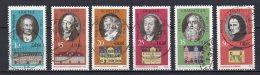 DDR   1856 - 1861   Gestempelt - DDR