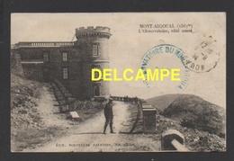 DF / 48 LOZÈRE / MONT AIGOUAL / L'OBSERVATOIRE, CÔTÉ OUEST / CIRCULÉE EN 1924 - France