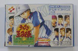 GB Advance JPN : The Prince Of Tennis Aim At The Victory ! AGB-P-AVAJ(JPN ) - Nintendo Game Boy