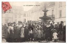 91 ESSONNE - ETAMPES Le Marché - Etampes
