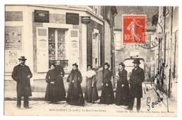 91 ESSONNE - MONTLHERY La Rue Notre-Dame - Montlhery