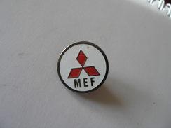 MITSUBISHI MEF - Mitsubishi