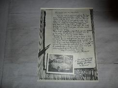 """Origineel Knipsel ( 792 ) Uit Tijdschrift  """" Het Volk """" : Publicité Voiture Reclame Auto :  RENAULT  DAUPHINE   - Dinant - Publicités"""