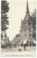 CPA MONTBELIARD / DOUBS / RUE CUVIER / PEUGEOT - Montbéliard