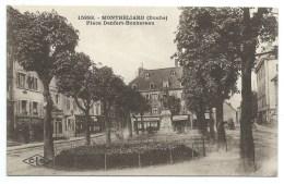 CPA MONTBELIARD / DOUBS / PLACE DENFERT ROCHEREAU - Montbéliard