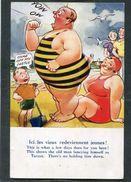 CPA - Illustration - Ici Les Vieux Redeviennent Jeunes ! - 1900-1949