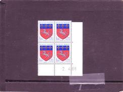 N° 1510 - 0,20F Blason De Saint LO - 4° Tirage/2°  Partie Du 2.4 Au 17.4.68 - 2.4.1968 - 1° Jour Du Tirage - - 1970-1979