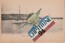 CPA BREST FINISTERE LE BASSIN DES TORPILLEURS - Brest