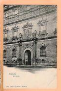 Cpa Carte Postale Ancienne - Toledo Alcazar 1372 - Toledo