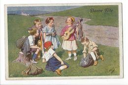 17789 - Bonne Fête Choeur D'enfants BKWI 175/4 - Anniversaire