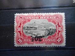 Nr  98 CU OMGEKEERDE OPDRUK POSTFRIS - 1894-1923 Mols: Ungebraucht
