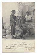 17795 - Barbier Ambulant Chinois à Saigon - Artisanat