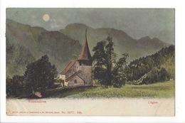 17796 - Rossinières L'Eglise - VD Vaud