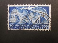 Italien Nr. 772 Gestempelt / Yvert 538 Used (C43) - 1946-.. République