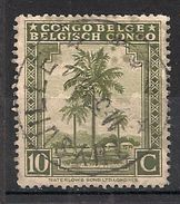 CONGO BELGE 249 THYSVILLE - Belgisch-Kongo