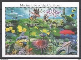 L283 GRENADA MARINE LIFE OF THE CARIBBEAN 1KB MNH - Vie Marine
