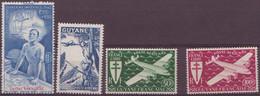 Guyane N°24 à 27** P.A - Guyane Française (1886-1949)