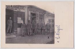 Serbie (?) - Serbia (?) - Fotokarte - Carte Photo Armée Allemande Grande Guerre - Soldats WW1 - Serbie