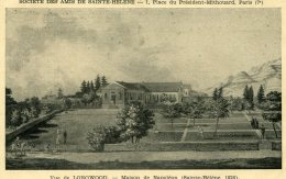 SAINT HELENA ISLAND - Vue De Longwood Maison De Napoleon - Saint Helena Island
