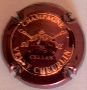 CAPSULA CHAMPAGNE  VVE  CHETURLIN - Champagne