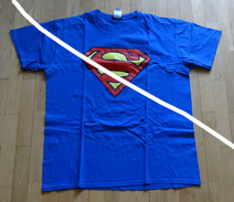 T-Shirt  Superman - Carnaval