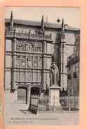 Cpa Carte Postale Ancienne -  Salamanca Fachada De La Universidad 26 - Salamanca
