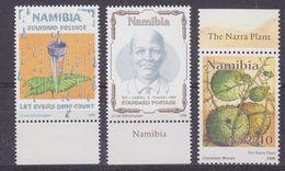 Namibia 1998 3v ** Mnh (36969) - Namibië (1990- ...)