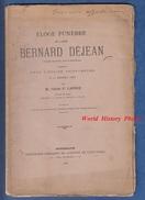 Livre Ancien De 1883 Par L'abbé F. LAPRIE - Eloge Funèbre De Bernard DEJEAN , Curé De L' Eglise Saint Bruno , Bordeaux - Aquitaine