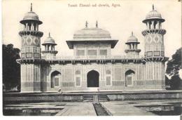 Tomb Etmad-ud-dowla, Agra, India - India