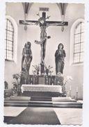 Hochaltar Der Pfarrkirche OBERSTAUFEN Im Allgäu - Format 9x14 - Oberstaufen