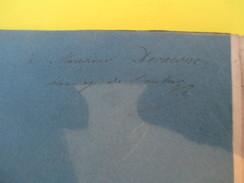 """Monographie / """" Excursion Botanique à Travers Les ARDENNES Françaises/Jules REMY/Dédicace/Decaisne/1849    MDP76 - Historical Documents"""