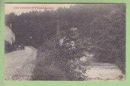 CORNIMONT : Vanne De L'Usine Electrique, Route Du Pont Du Gouffre. 2 Scans. Edition Bouteiller - Cornimont