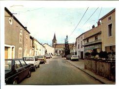 CP  LIFFOL LE GRAND   (88)  RUE DE L EGLISE - Liffol Le Grand