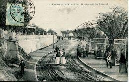 N°58264 -cpa Toulon -le Mourillon-boulevard Du Littoral- - Toulon