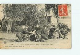 CAMP De CHAMBARAN - Lot De 12 CPA Diverses - 12 Scans - Casernes