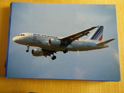 AIR FRANCE   AIRBUS A 319   F GHRD   1000 LIVRAISON FAMILLE A 320 - 1946-....: Moderne
