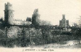 Apremont Le Chateau L'eglise - Frankreich