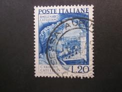 Italien Nr. 786 Gestempelt / Yvert 552 Used (C43) - 1946-.. République