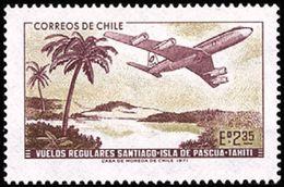 Chile 0375 ** MNH. 1971 - Chile