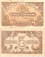 Portugal 5 CENTAVOS Pick 99 TB- - Portugal