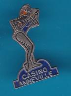 52453-Pin's.Casino D'Amneville.Pin Up.. - Giochi