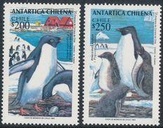 Chile 1190/1191 ** MNH. 1993 - Chile