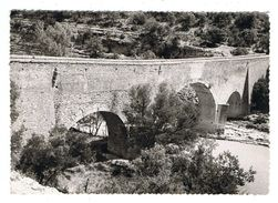 CPSM 04 ESPARRON DU VERDON Pont Sur Le Verdon - Autres Communes