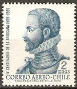Chile Aereo 277 ** MNH. 1972 - Chile