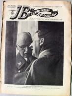 Illustrierter Beobachter 1937 Nr.7  Der Führer Und Sein Reichsschatzmeister - Deutsch