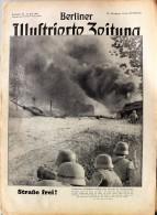 Berliner Illustrierte Zeitung 1941 Nr.29 Straße Frei? Sowjetpanzer Auf Vormarschsstraße - Zeitungen & Zeitschriften